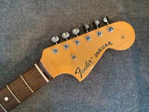 Fender Jaguar neck Japanese