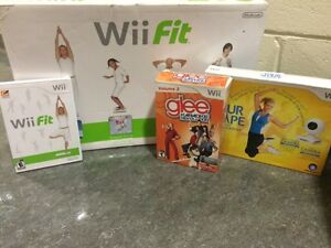 Wii game package.