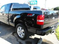 LOW KMS !!  2007 F150 FX2 SPORT !! LOADED  4.6 V8  LOCAL TRUCK !