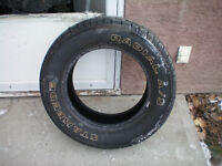 1 Stampede Radial A/S Sigma E Tire * 215 70R16 100S * $30.00 .