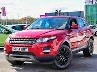 2014 Land Rover Evoque 2.2 SD4 Pure 5dr Auto [9] [Tech Pack] 4x4 Diesel Automati