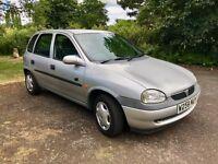 Vauxhall Corsa / FSH / 2000 / £500