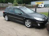 2005 Peugeot 407 SW 2.0 HDi Executive 5dr