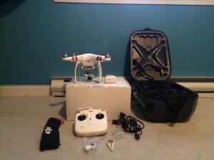 DJI Phantom 3 Standard Drone & Case