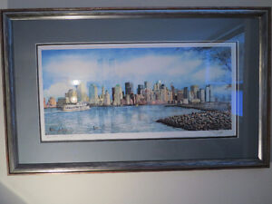 MEMORY of the TWIN TOWERS & NYC SKYLINE, by NICHOLAS SANTOLERI Kitchener / Waterloo Kitchener Area image 4
