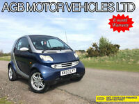 SMART CITY 0.7 PASSION 698CC LOW MILES AUTOMATIC AUTO KELLY PERSONALISED PLATE