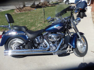 2004 Harley Fat Boy