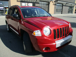 2007 Jeep Compass Limited SUV, Crossover  BLOW OUT SALE!!!