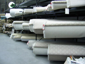 CARPET BLOW OUT SALE NO TAX ROLLS REMNANTS AREA RUGS INSTALLED