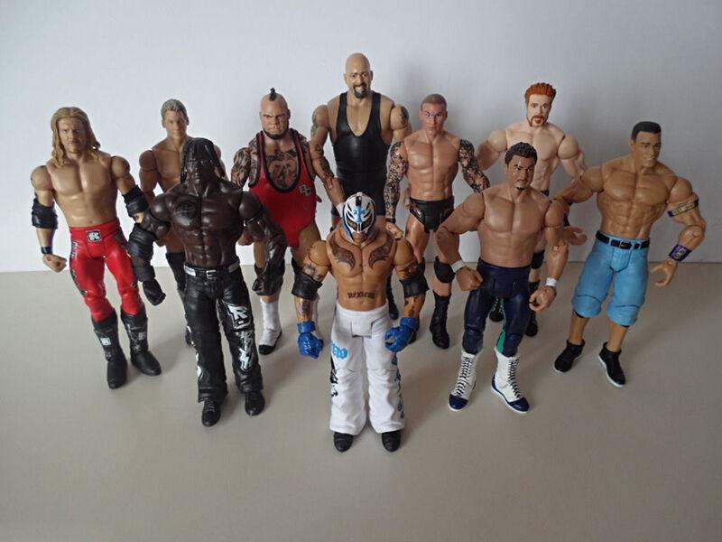 Top 10-inch WWE Figures