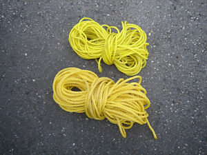 "Poly twisted rope - 150 ft - 1/4""and 3/8"" - sep.prices London Ontario image 1"