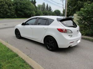 Mazda 3 2010 Sport hatchback - Automatique