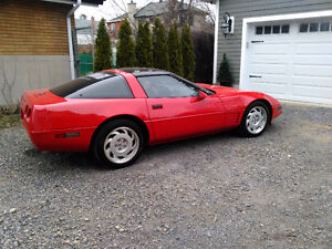 1991 Chevrolet Corvette Coupé (2 portes)