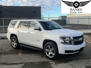 2017 CHEVROLET TAHOE 4X4 PRICED TO SELL FAST!!!