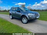 2008 Land Rover Freelander 2 2.2 TD4 HSE 5d 159 BHP (FREE 2 YEAR WARRANTY) Estat