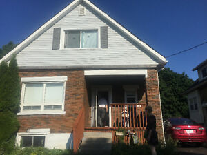 Dec 1st - Brand New Basement Apartment in Downtown Kitchener