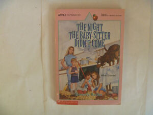 The Night The Baby-Sitter Didn't Come by Beverly Keller