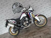 Honda CRF1000 L Africa Twin DCT *DCT MODEL WITH 1500 MILES!*
