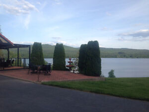 11425 Alexandra DriVe.  Lakefront Property with Stunning View