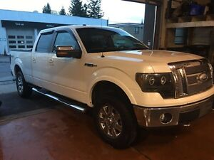 2009 Ford F-150 Lariati Package Crew Cab Safety and Emission