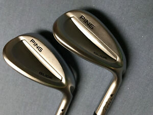 Ping Glide 54* and 58* Wedges