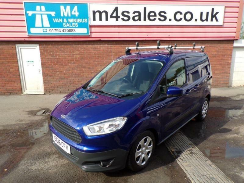 Ford Transit COURIER TREND TDCI 95PS
