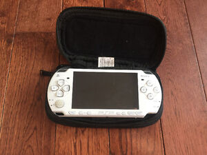 Star Wars Limited Edition Sony PSP w/ 4gb Memory card and 3 game