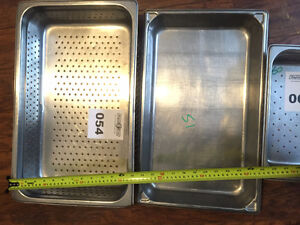 Five (5) serving dishes (chafing dishes) Kitchener / Waterloo Kitchener Area image 2