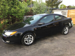 2004 Saturn ION QUAD A1 Antirouille métropolitain