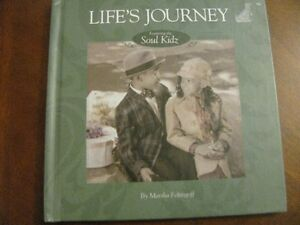 LIFE'S  JOURNEY  -  HARD  COVER  BOOK