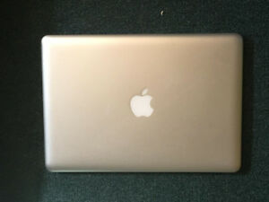 "Used MacBook Pro 13"" 500 GB RAM 2GB Core i5 w/charger"