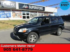 2003 Honda Pilot EX-L  AS IS (UNCERTIFIED) AS TRADED IN