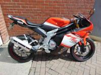 2016(16) RIEJU RS3 125CC - LEARNER LEGAL