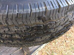 4 x 225/75/16 tires Kawartha Lakes Peterborough Area image 4