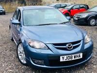 2008 Mazda 3 MPS 2.3 Turbo 256BHP 1 Owner