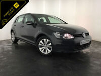 2013 VOLKSWAGEN GOLF SE TDI DIESEL 1 OWNER SERVICE HISTORY FINANCE PX WELCOME