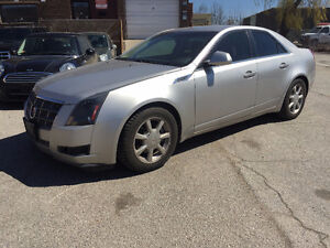 2008 Cadillac CTS w/1SA 3.6L/NO ACCIDENT/CERTIFIED