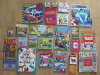 28 Toddler Cardboard Books - Just .50 cents a book!