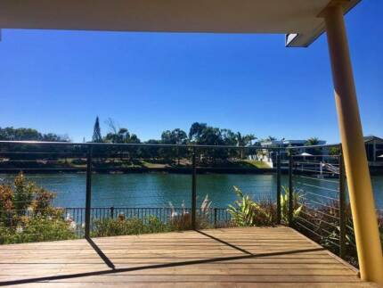*BREAK LEASE* Stunning waterfront 2 bed 2 bath apartment!