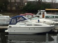 Darragh 700 sports cruiser boat