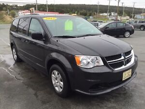 2012 Dodge Grand Caravan SXT, 83km, Inspected