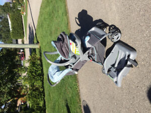 Cosco stroller and car seat