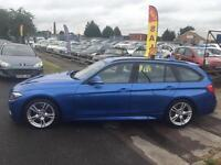 2013 BMW 3 Series 3.0 330d BluePerformance M Sport Touring Sport Auto 5dr