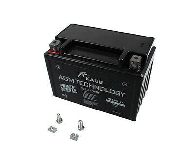 Batterie GEL KAGE YTX9-BS Barossa/SMC Cheetah/Stinger 250  Bj. 2003-2008