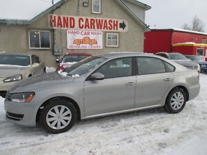 2012 VW PASSAT CERTIFIED CLEAN & READY TO GO!