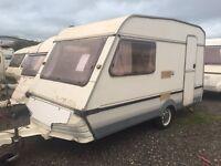 Abi Monza swift elddis 390 lightweight caravan Must clear winter bargain