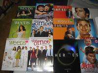 TV SERIES ON DVD'S