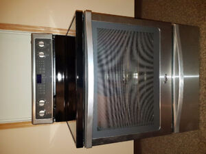 Whirlpool Glass Top oven For Sale