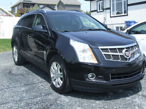 2010 Cadillac SRX4 LUXURY - Négociable