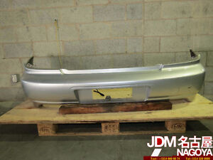 JDM 02-03 Subaru Impreza WRX STi Rear Bumper Valances Spats